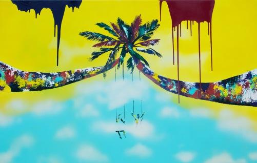 Palms& swings gelb