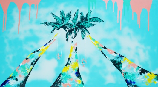 Palms & Swings Heaven